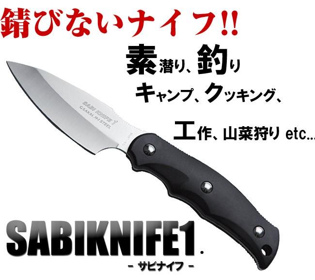 サビナイフ1