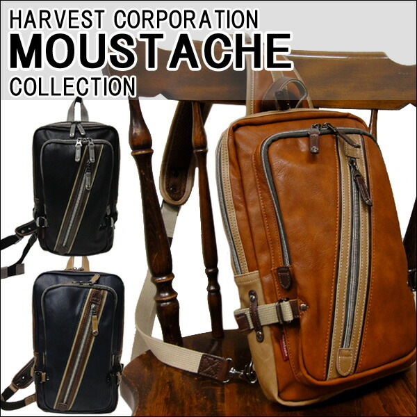ムスタッシュ MOUSTACHE ショルダーバッグ YVT-5835