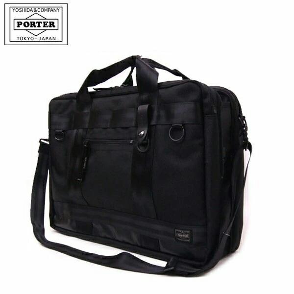 【PORTER HEAT】(ポーターヒート)2Way ガーメント オーバーナイター