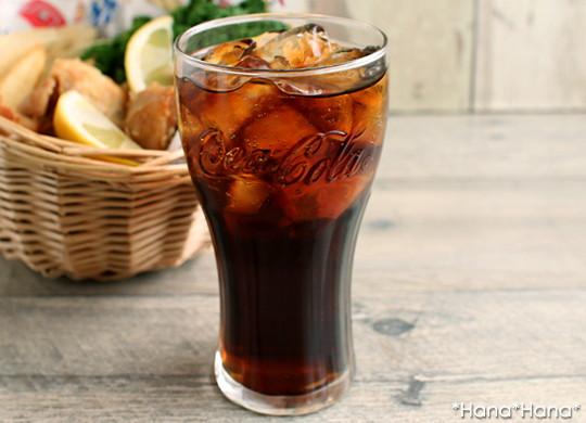 コカ・コーラ ジェヌイン タンブラーグラス 370ml クリア