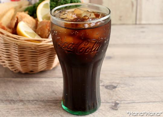 コカ・コーラ ジェヌイン タンブラーグラス 370ml グリーン