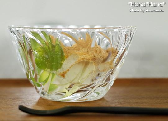 ソワール ガラス かき氷 ボウル(小鉢) クリア