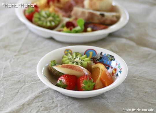 トーマス フルーツ皿 15cm