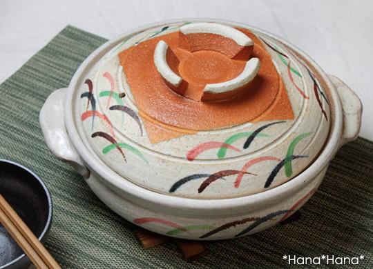 武蔵野8号土鍋