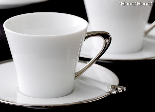 アルジャン コーヒーカップ&ソーサー