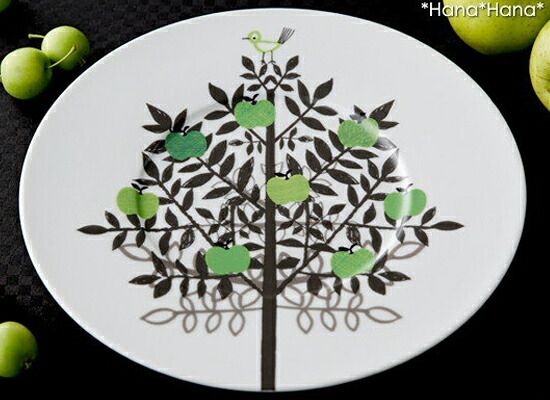 メーレ りんごの木 31cmプレスプレート Shinzi Katoh