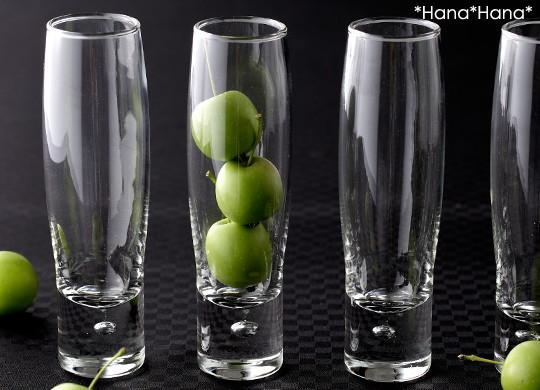 ガラス バブル スマートグラス 180ml