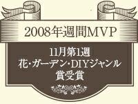 2008年週間MVP