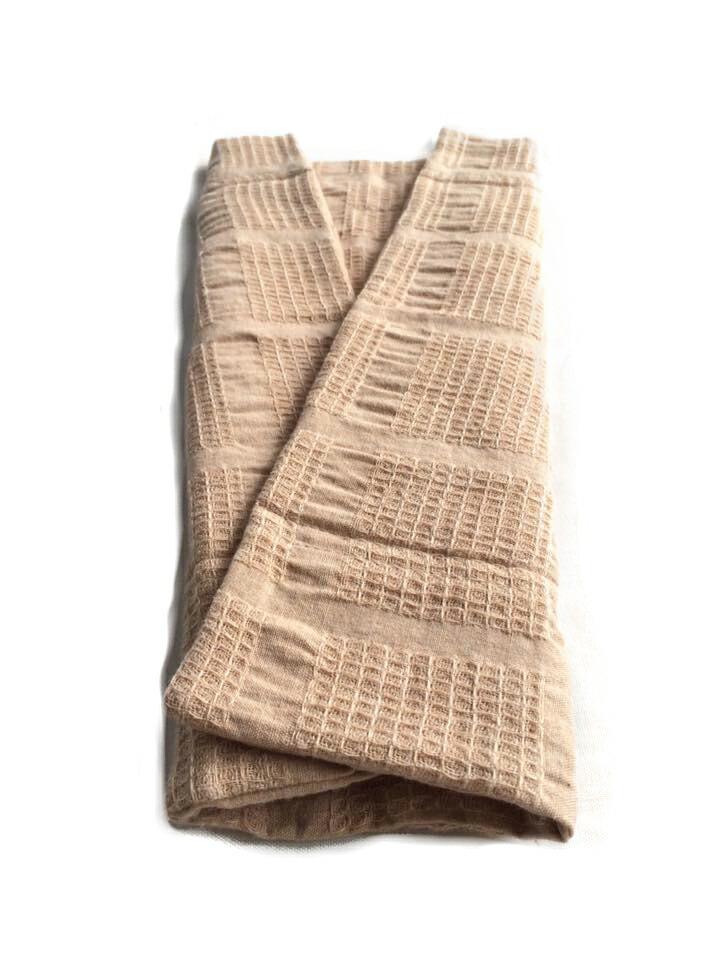 布ナプキン 夜用 オーガニック 華布 多い日 プレーン 三つ折り 布ナプ ハンカチ オーガニックコットン