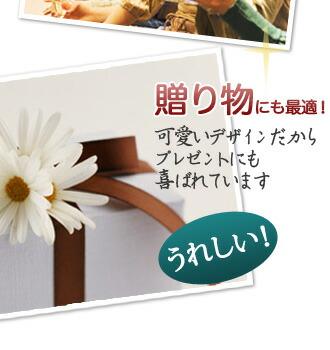 【うれしい!】贈り物にも最適!