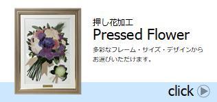 押し花フレーム
