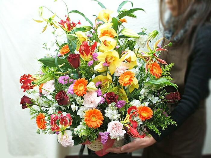 アレンジ花フラワー