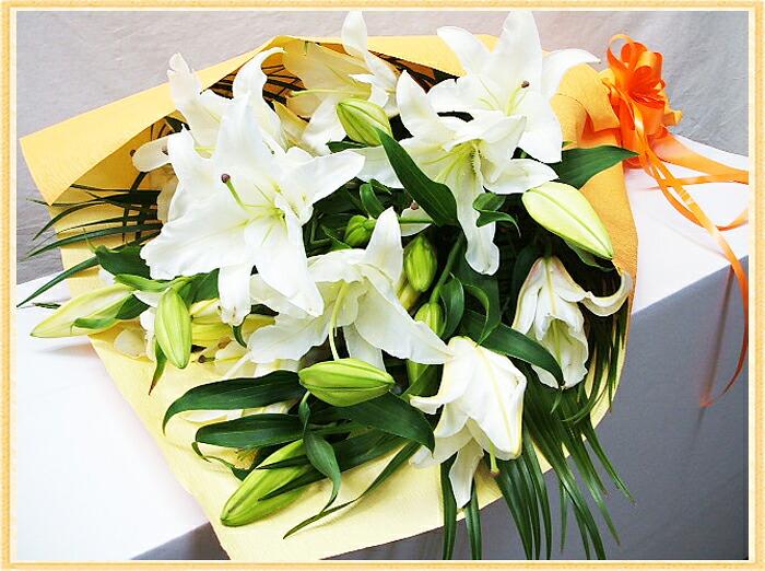 カサブランカ 花束
