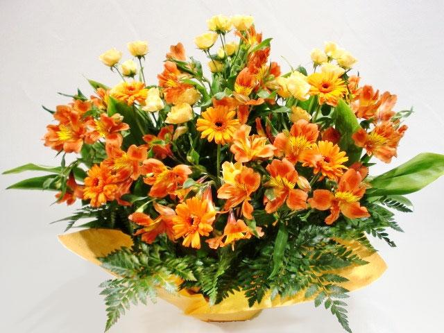 開店祝い アレンジメント花