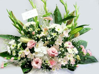 お供え アレンジメント花