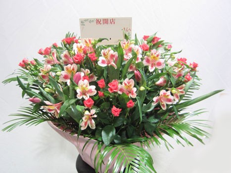 周年祝い アレンジメント花