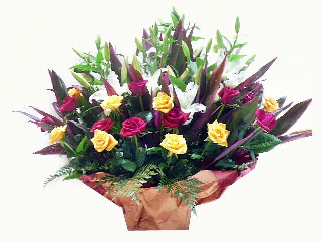 花プレゼント