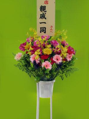 住宅展示場造花