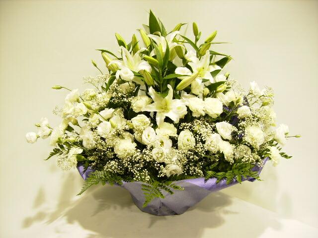 お葬式 アレンジメント花