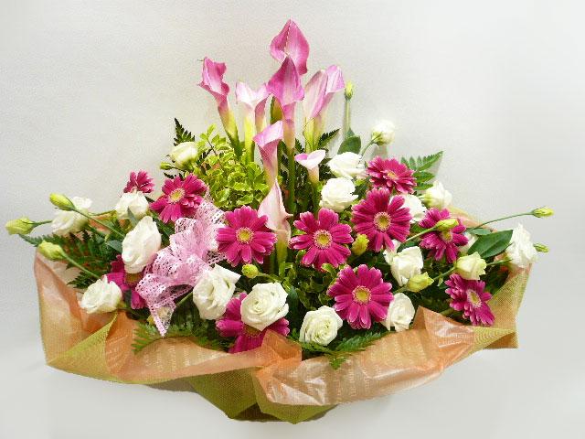 女性用花ギフト