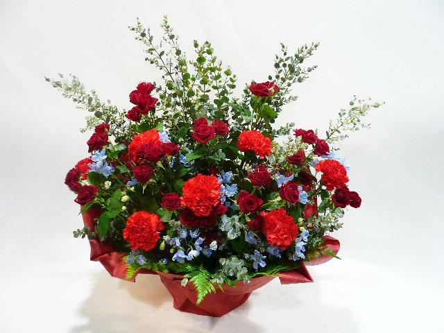 お祝い 法人 贈り花