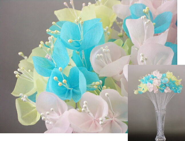 Yamakyu Of Handicraft Crepe Crepe Paper Flower Thing Rex Color 390