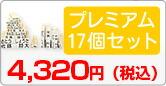 プレミアム17個セット 4,200円(税込)