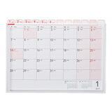 opini オピニ 卓上カレンダー