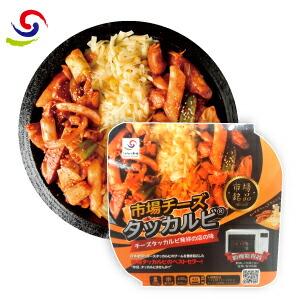 【ソウル市場】チーズダッカルビ180g*1人前(冷凍)