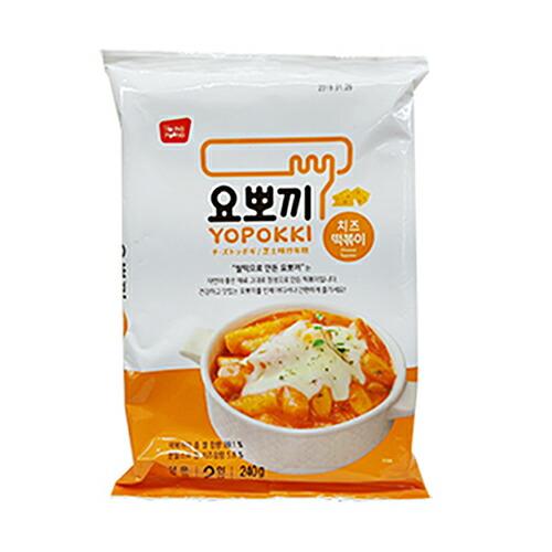 【YOPOKKI】ヨッポギチーズ味袋240g(ソース付) 1袋 2人前