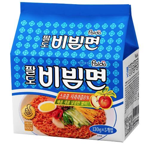 ビビム麺 ★5個入り【パルト】