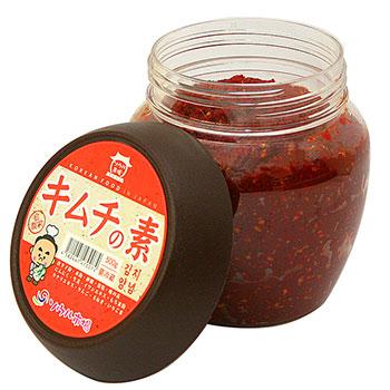 【ソウル市場】キムチの素500g