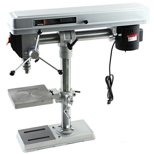 SK11・ラジアルボール盤600W・SDP−600RD・電動工具・DIY用電動工具・穴あけ・ねじ締め・DIYツールの画像