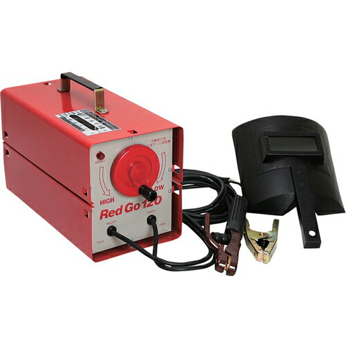 スズキット・レッドゴー50HZ・SSY-121R・電動工具・溶接・電気溶接機・DIYツールの画像