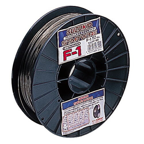 スズキット・スターワイヤ軟鋼用・PF-520.9X3.0K・電動工具・溶接・溶接棒・軟鋼用・DIYツールの画像
