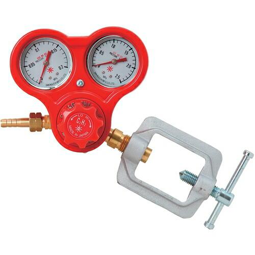 スズキット・アセチレン調整器・W-98・電動工具・溶接・溶接用アクセサリー・DIYツールの画像