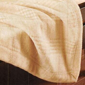 ピュアカシミヤ毛布 シングルロング(SL:150×210cm) CA-1190