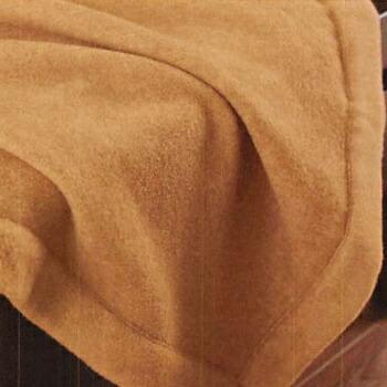 ピュアキャメル毛布 シングルロング(SL:150×210cm) CM-1191