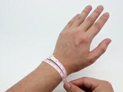 腕時計無料ベルトサイズ調整採寸1