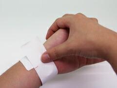 腕時計無料ベルトサイズ調整採寸2