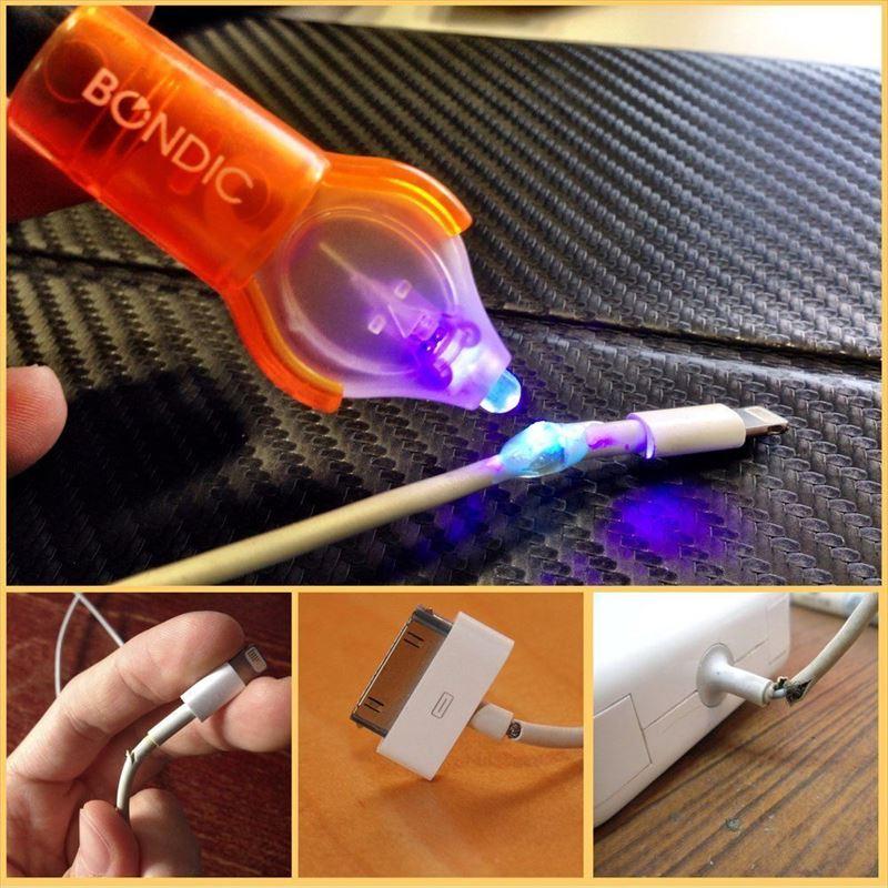 BONDIC(ボンディック) 液体プラスチック用溶接機