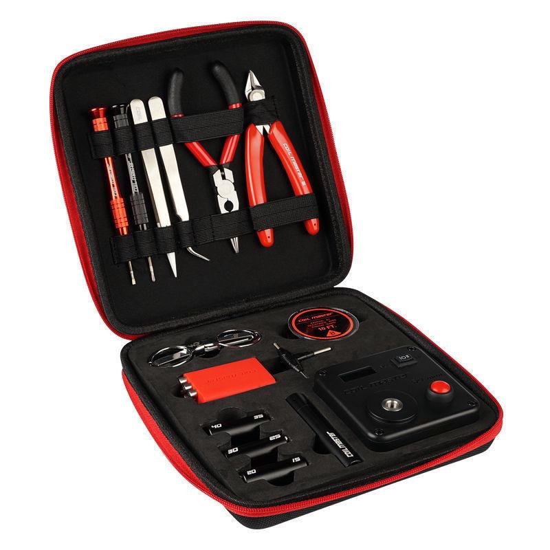 正規品 Coil Master 電子タバコ専用 V3 DIYツールキット DIY Kit V3