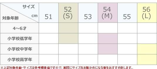 サイズ表02