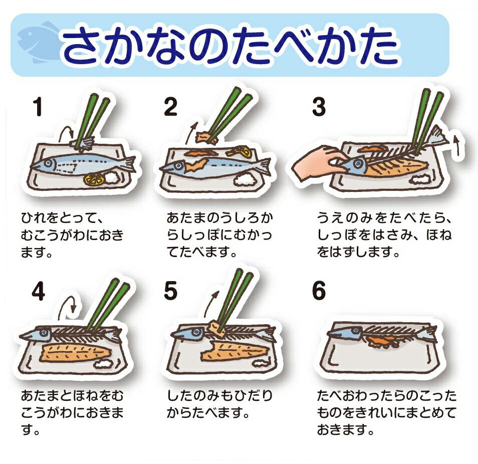 お箸の正しい持ち方や、間違った持ち方をわかりやすく学べます