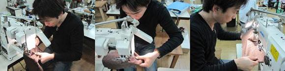 モノ作りへのこだわりを持つ職人さんの手で作られています