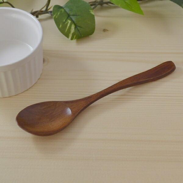木のスプーン カレースプーン木製食器カトラリー