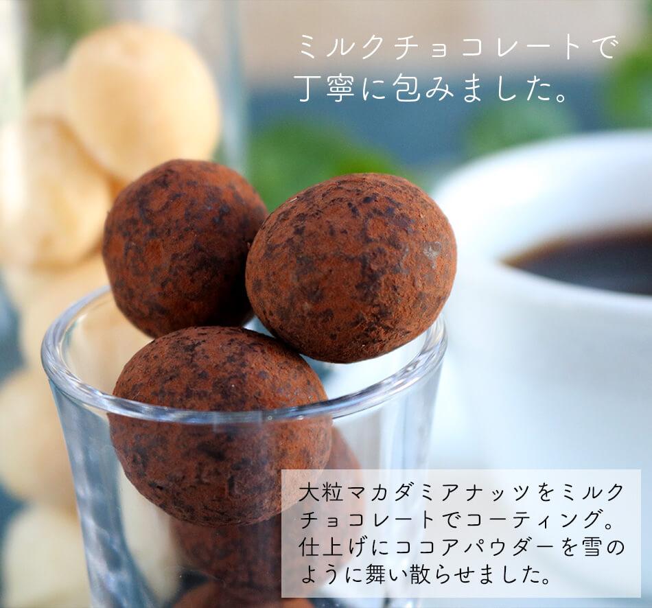 ナッツチョコ マカダミアナッツ マカデミアナッツ ショコラ