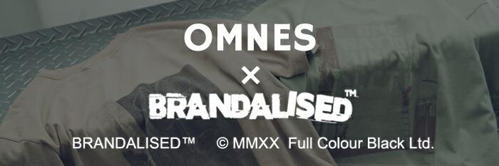 OMNES x BRANDALISED