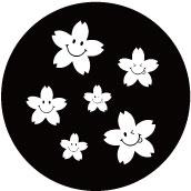 スマイリー桜