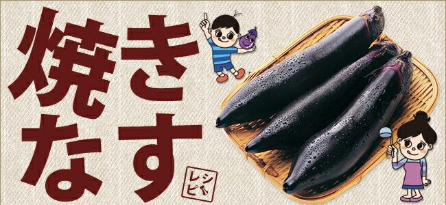八ちゃん堂の(冷凍・フリーズドライ)焼きなすレシピ